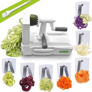 Paderno World Cuisine Carrot Mincer Vegetable Multi-Grinder